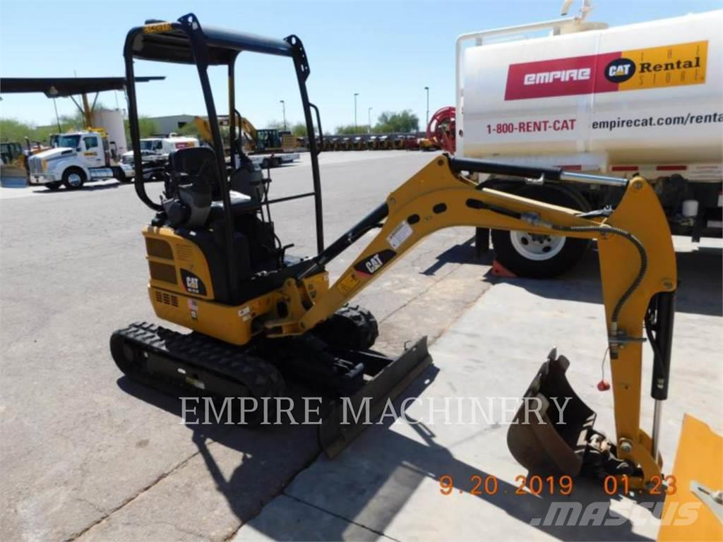 Caterpillar 301.7DCROR