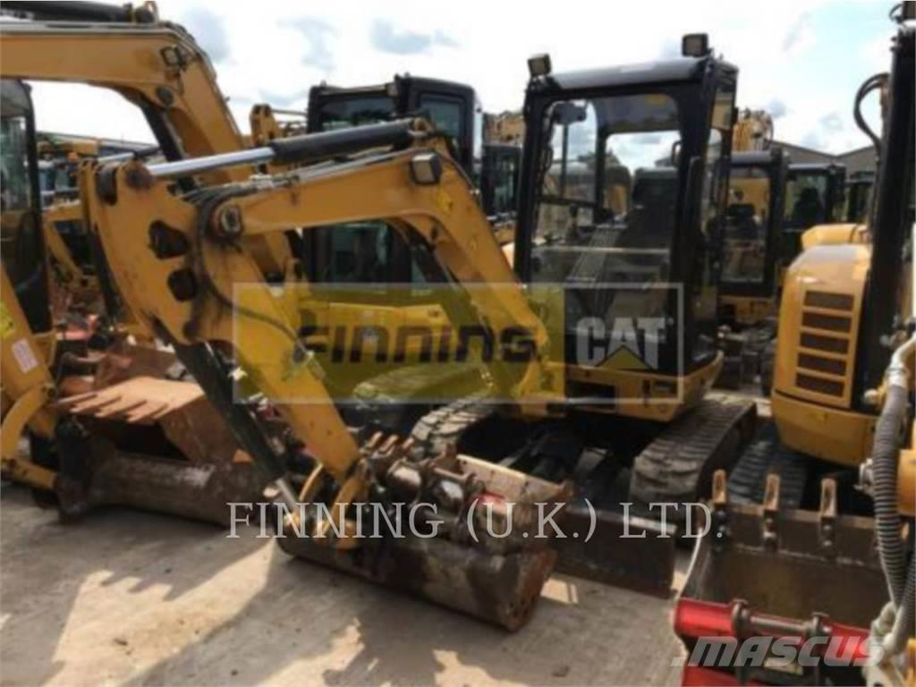 Caterpillar 302.7D CAB