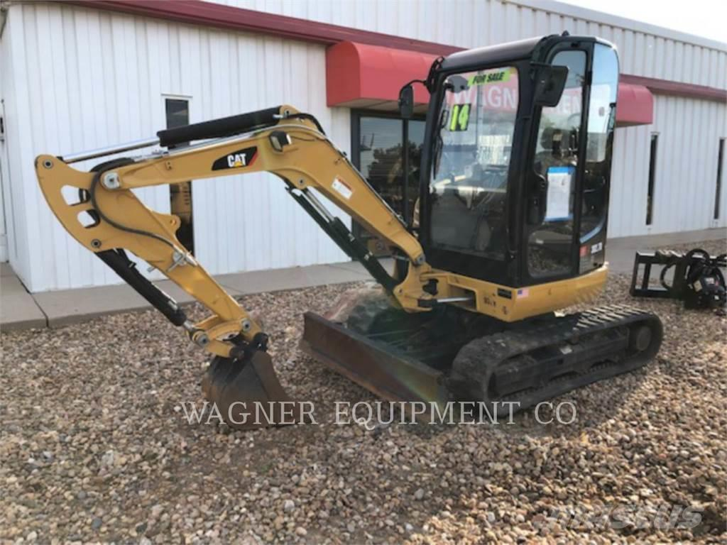 Caterpillar 302.7D CR