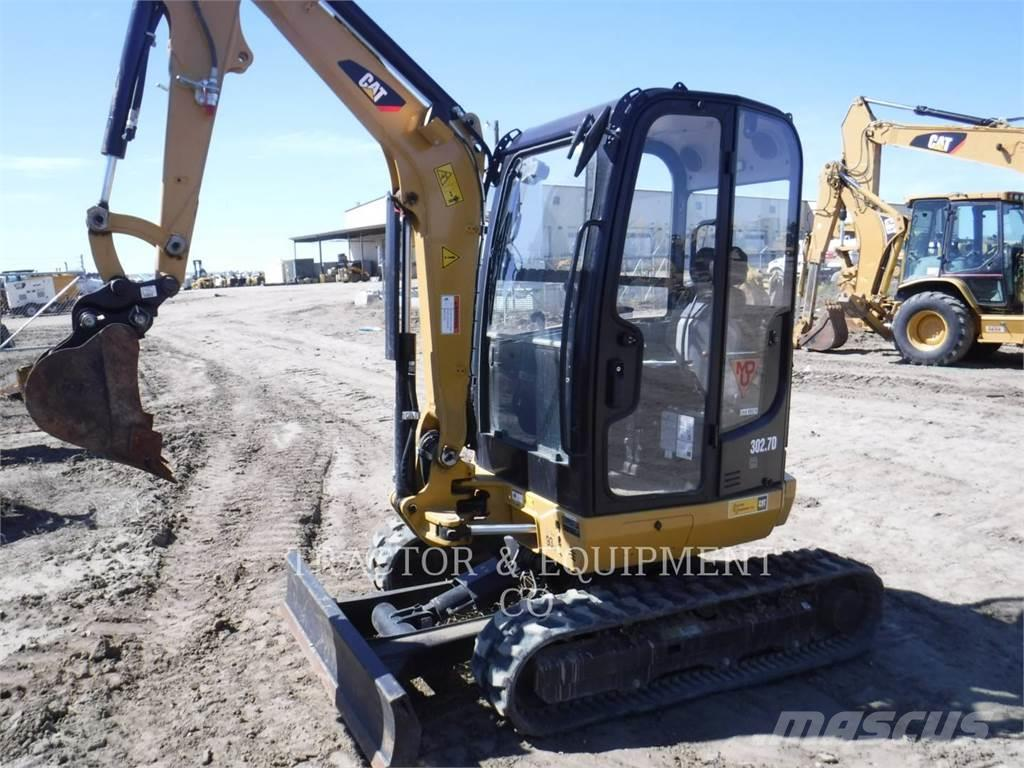 Caterpillar 302.7DCRCB