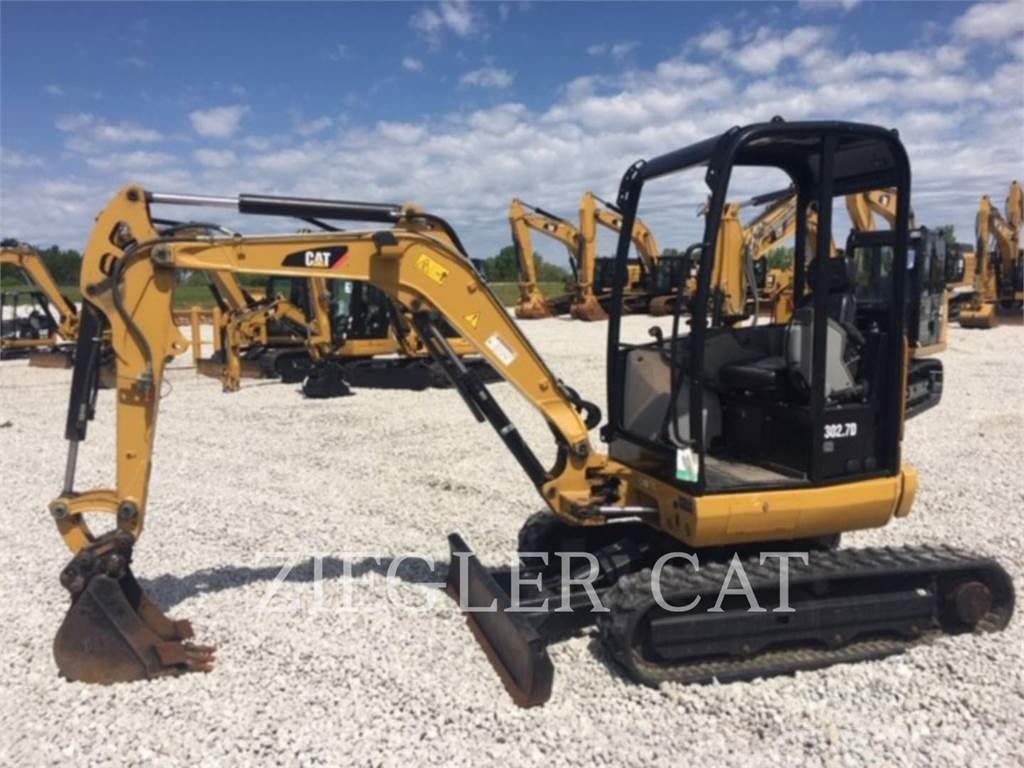 Caterpillar 302.7DCRH2