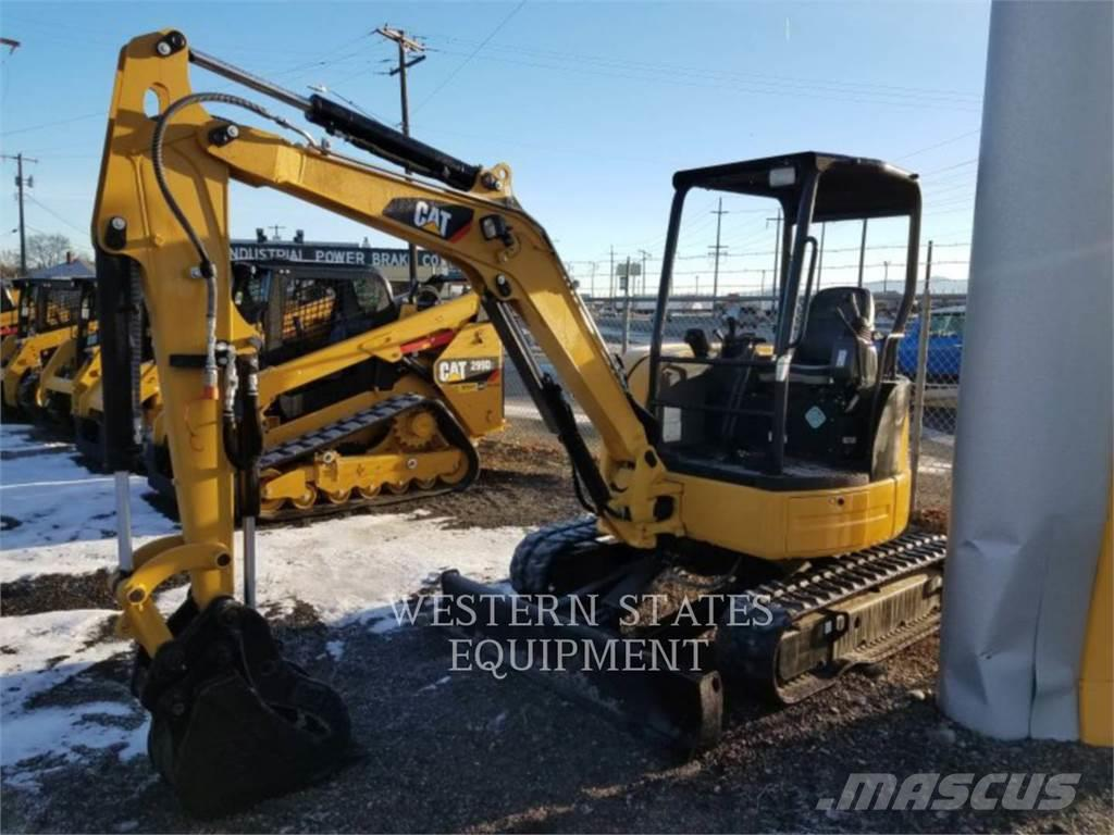 Caterpillar 303.5 E CR