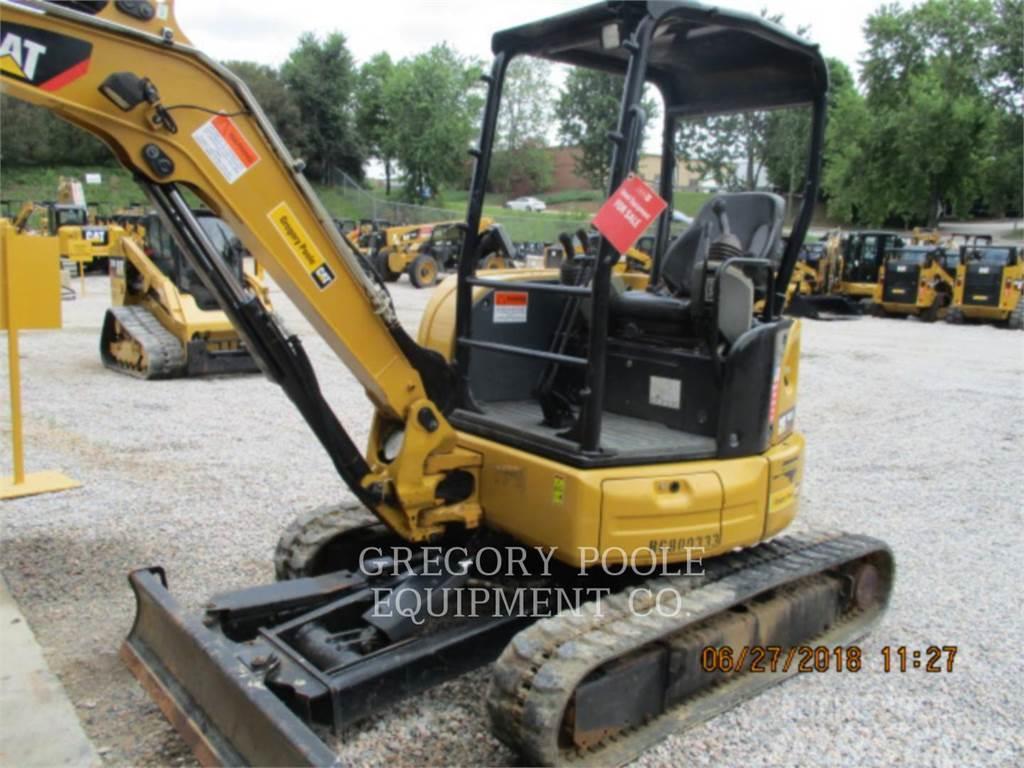 Caterpillar 303.5E2 CR