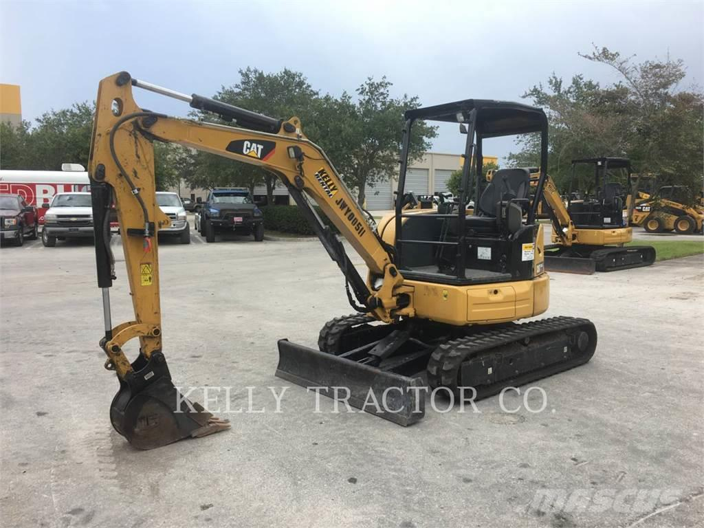 Caterpillar 303.5E2CR