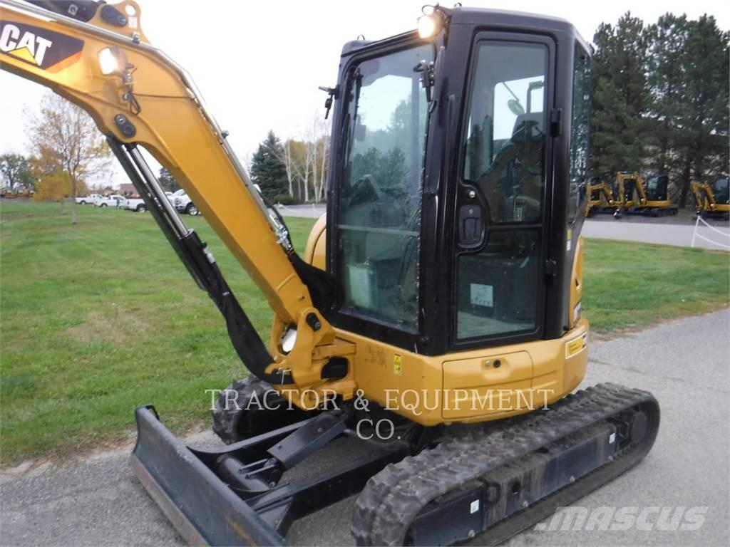 Caterpillar 303.5E2CRB