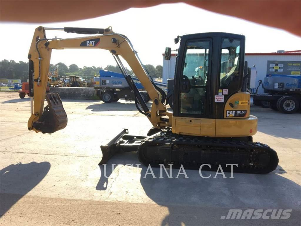 Caterpillar 305.5E2 CR