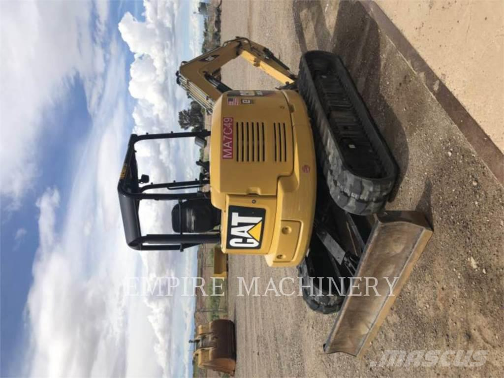 Caterpillar 305.5E2 OR