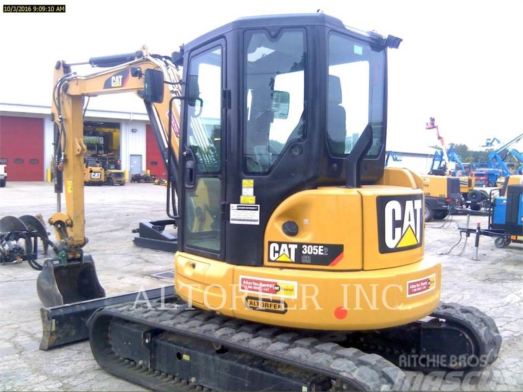 Caterpillar 305E2 CR-