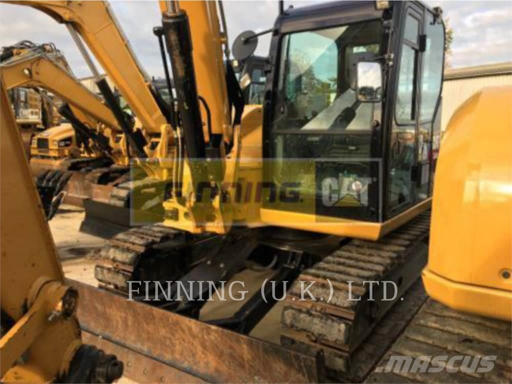 Caterpillar 308E2 QC