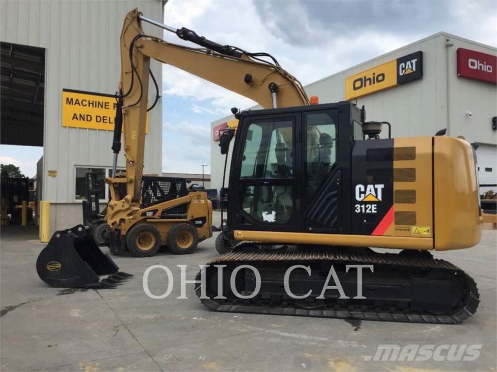 Caterpillar 312E TC