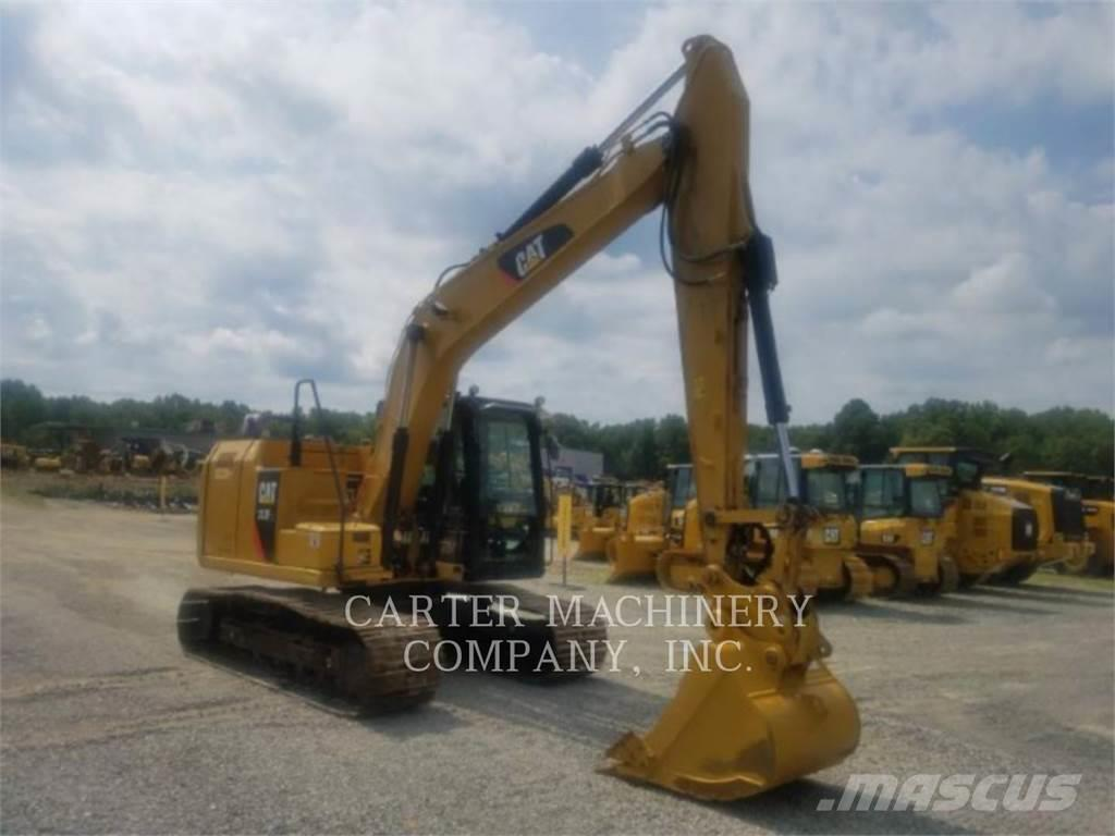 Caterpillar 313 F L GC