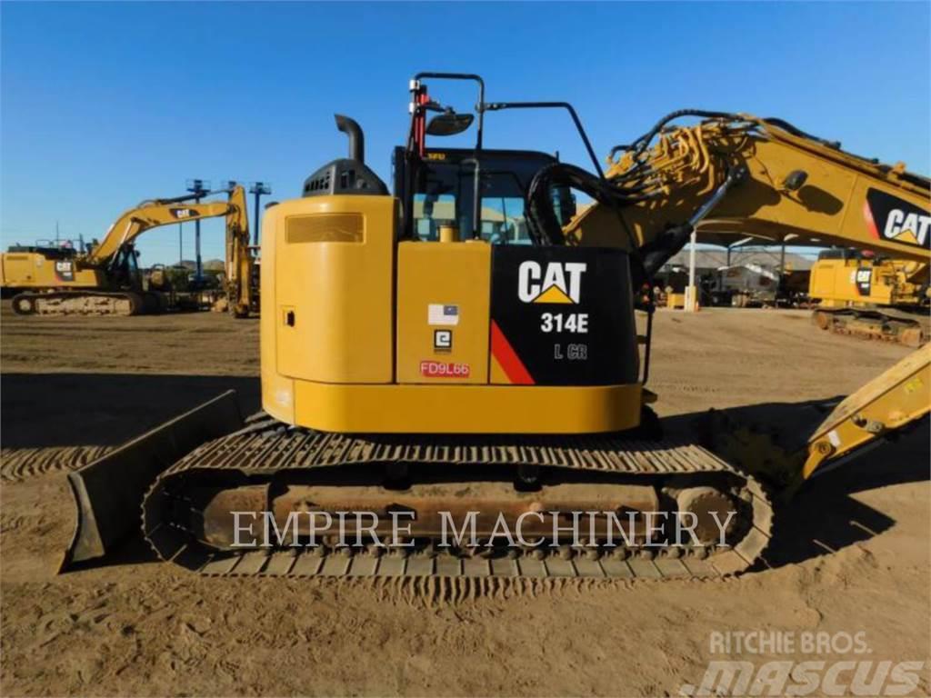 Caterpillar 314E LCR P