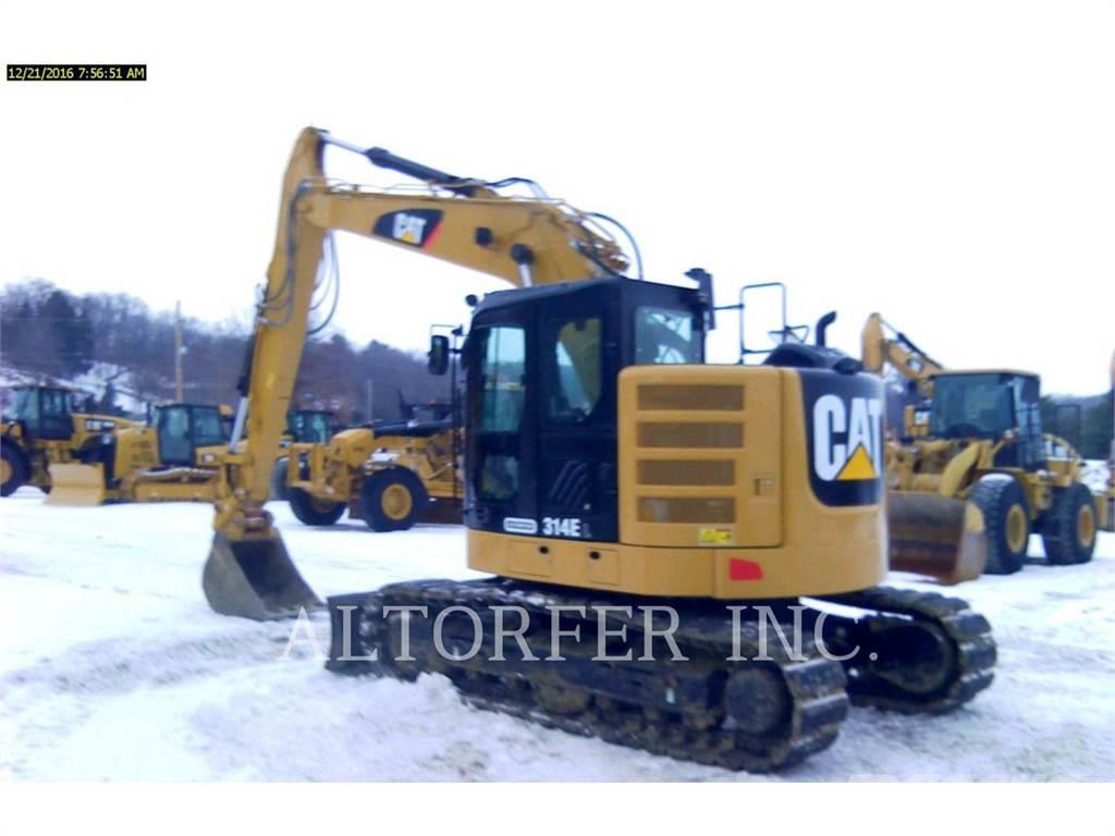 Caterpillar 314EL CR