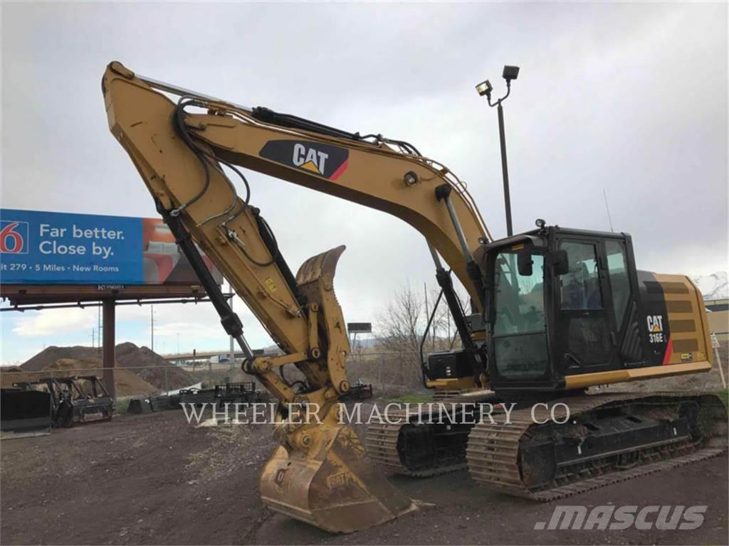 Caterpillar 316E L THM