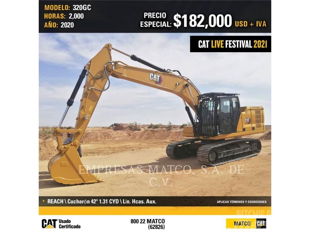 Caterpillar 320-07GC