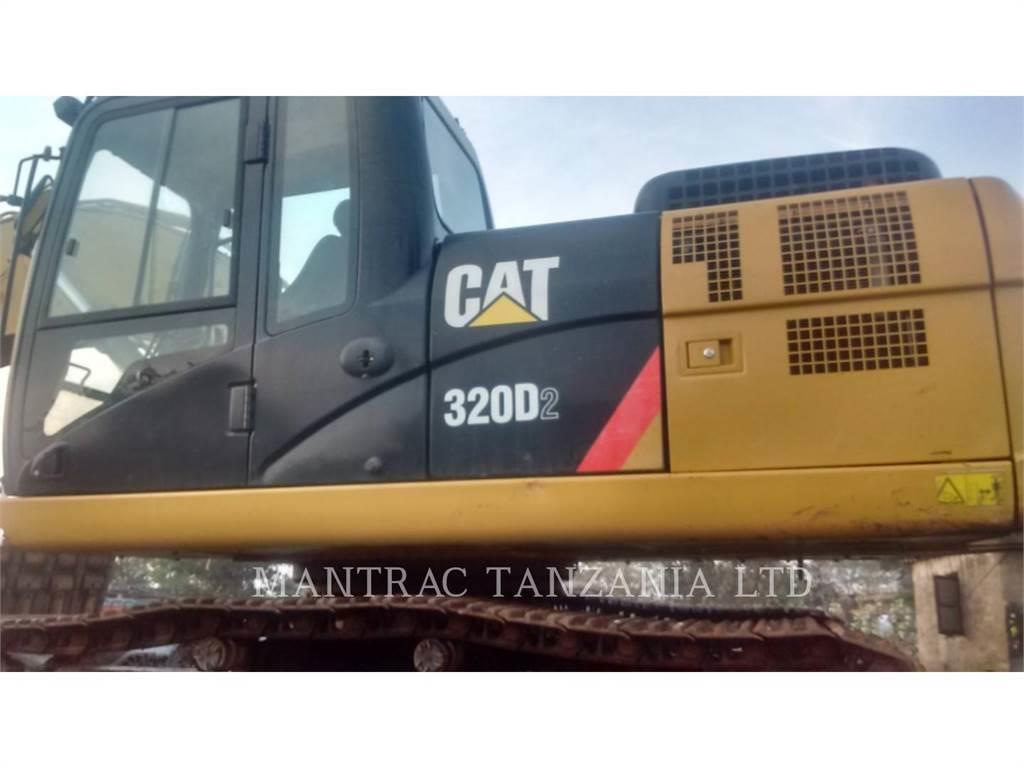 Caterpillar 320 D