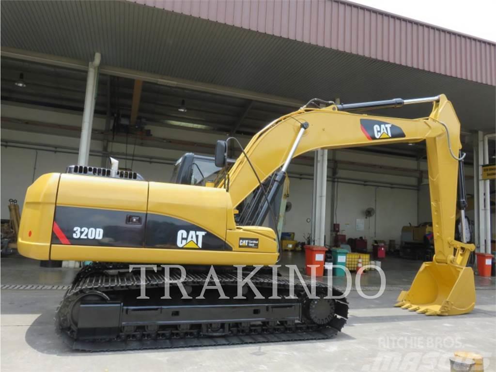 Caterpillar 320D