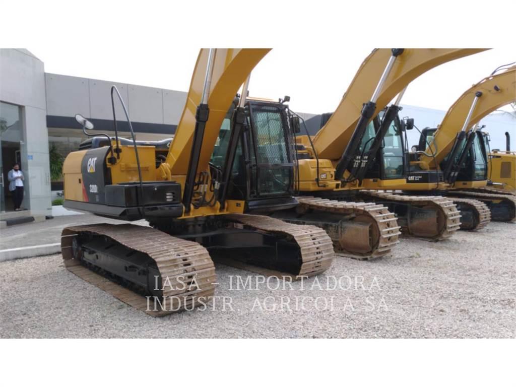 Caterpillar 320D2GC