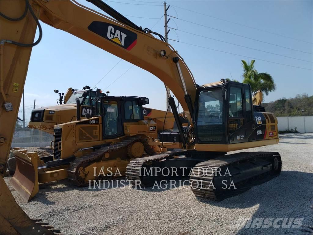 Caterpillar 320D2L