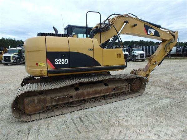 Caterpillar 320DLRR