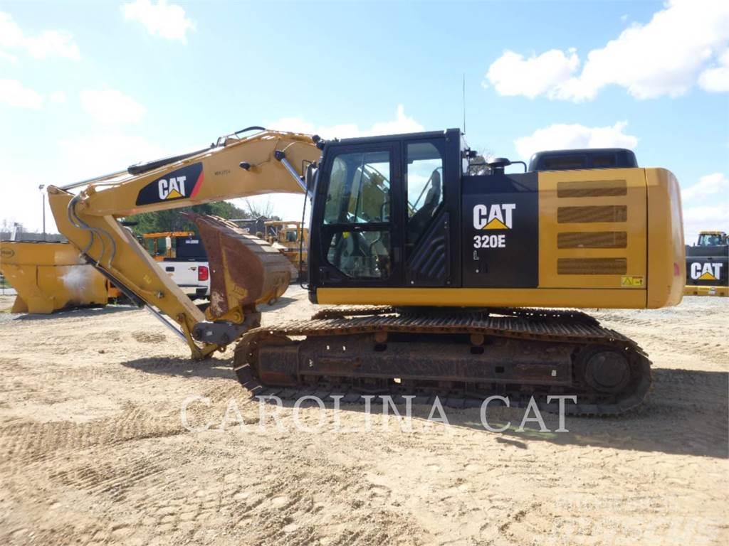 Caterpillar 320EL QC