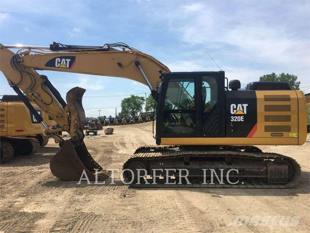 Caterpillar 320EL TH