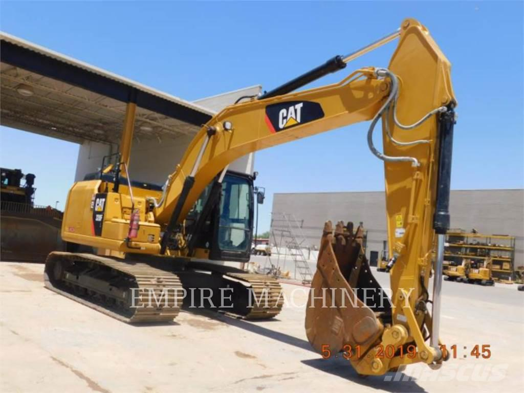 Caterpillar 320FL P