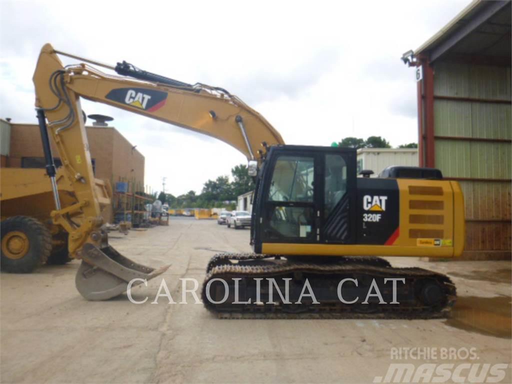 Caterpillar 320FL QC
