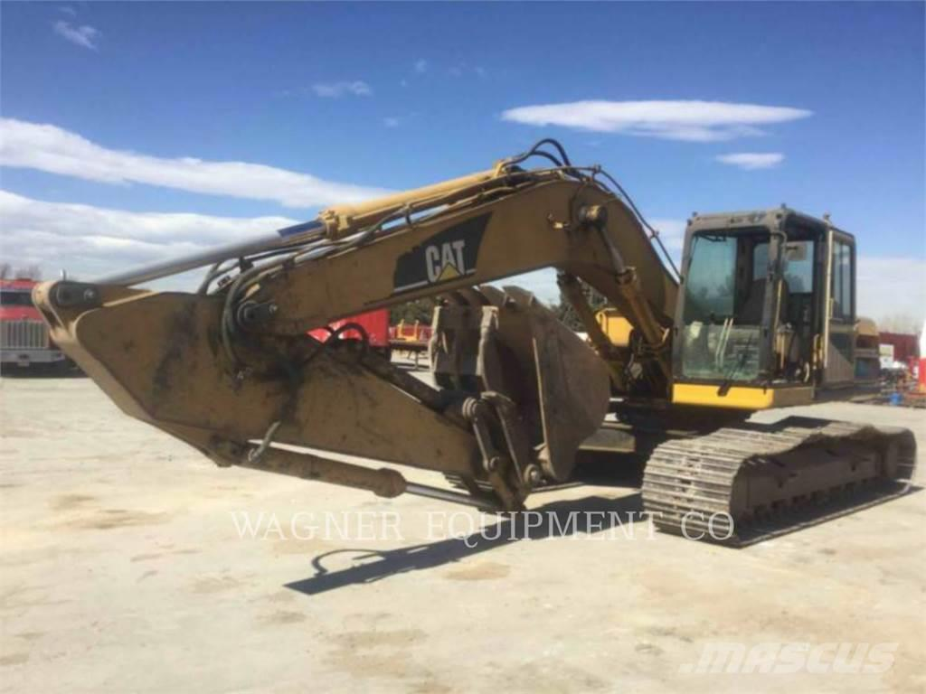 Caterpillar 322BL THB