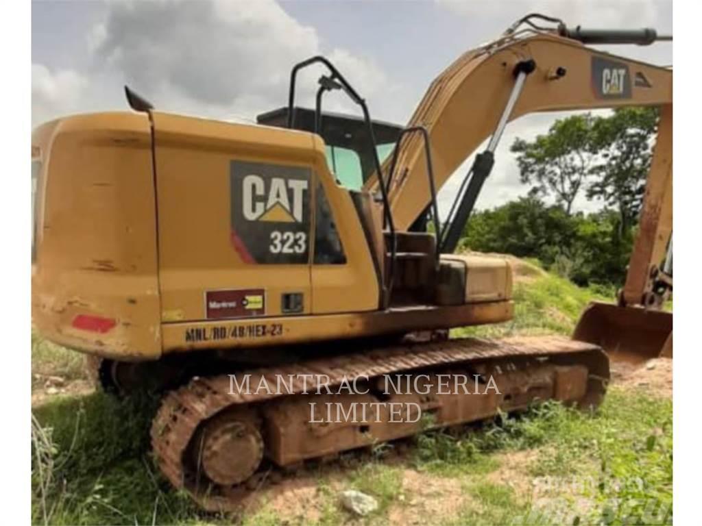 Caterpillar 323-07