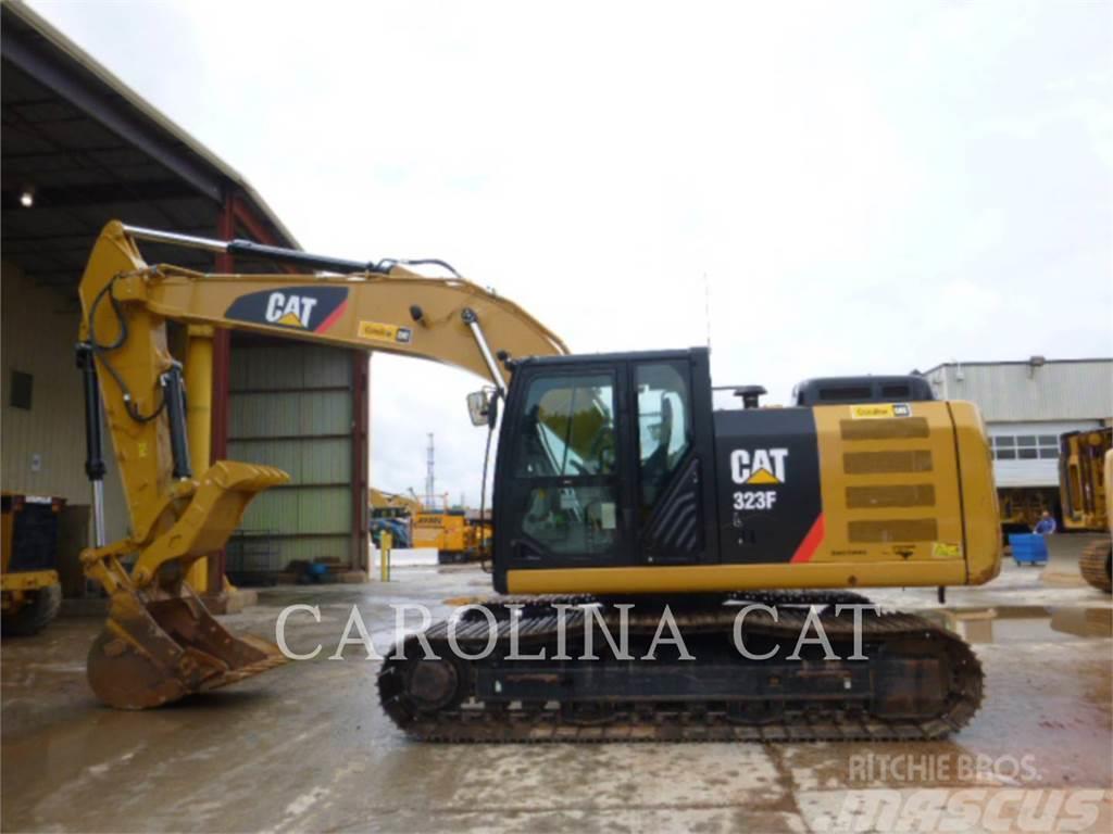 Caterpillar 323 F L