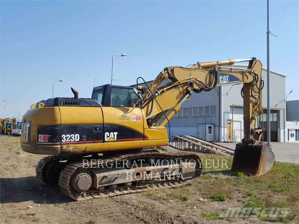 Caterpillar 323DS