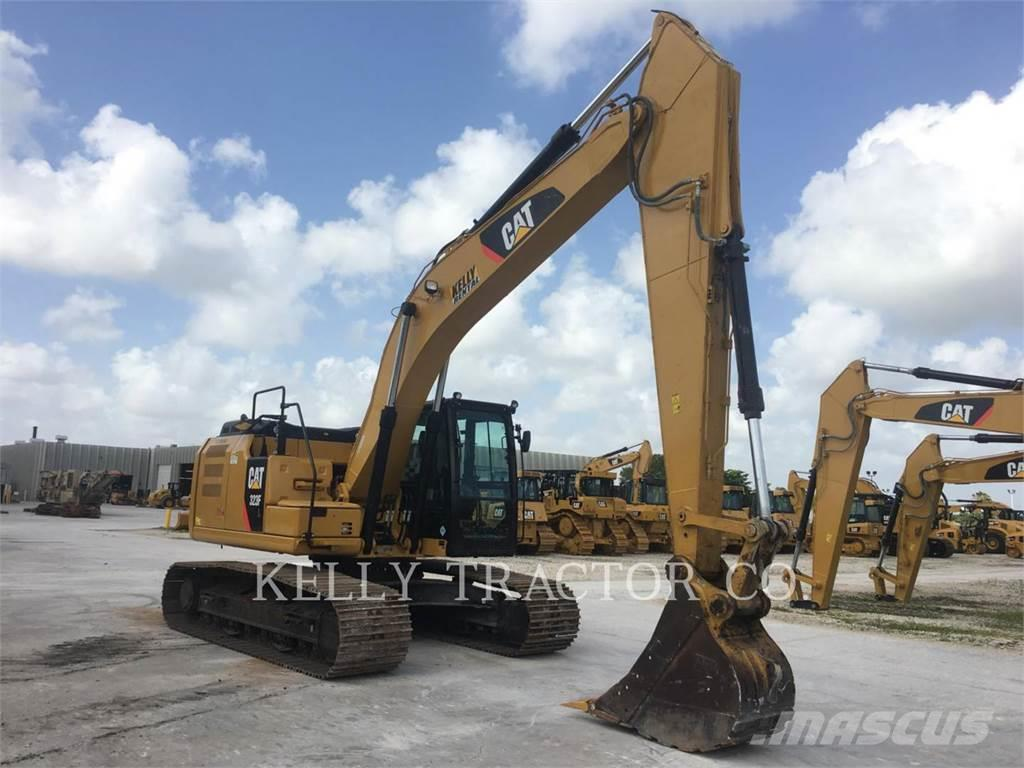 Caterpillar 323FL