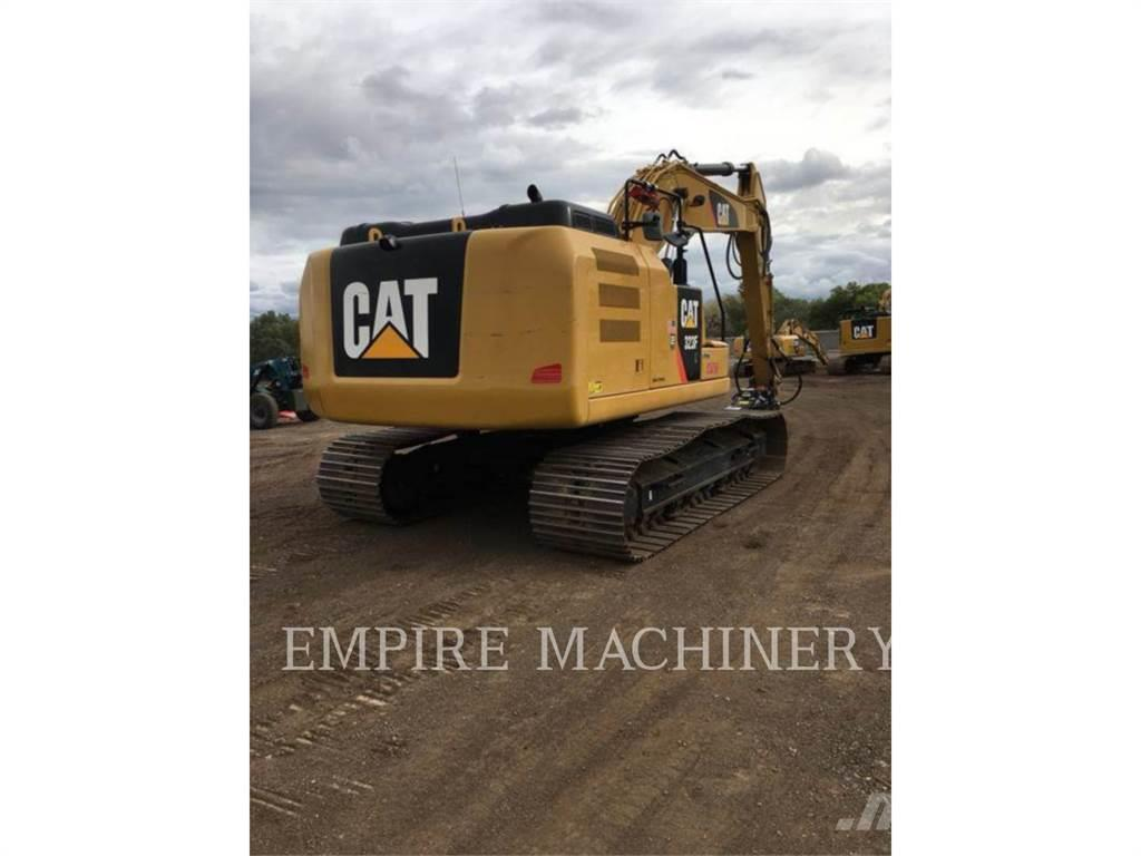 Caterpillar 323FL P