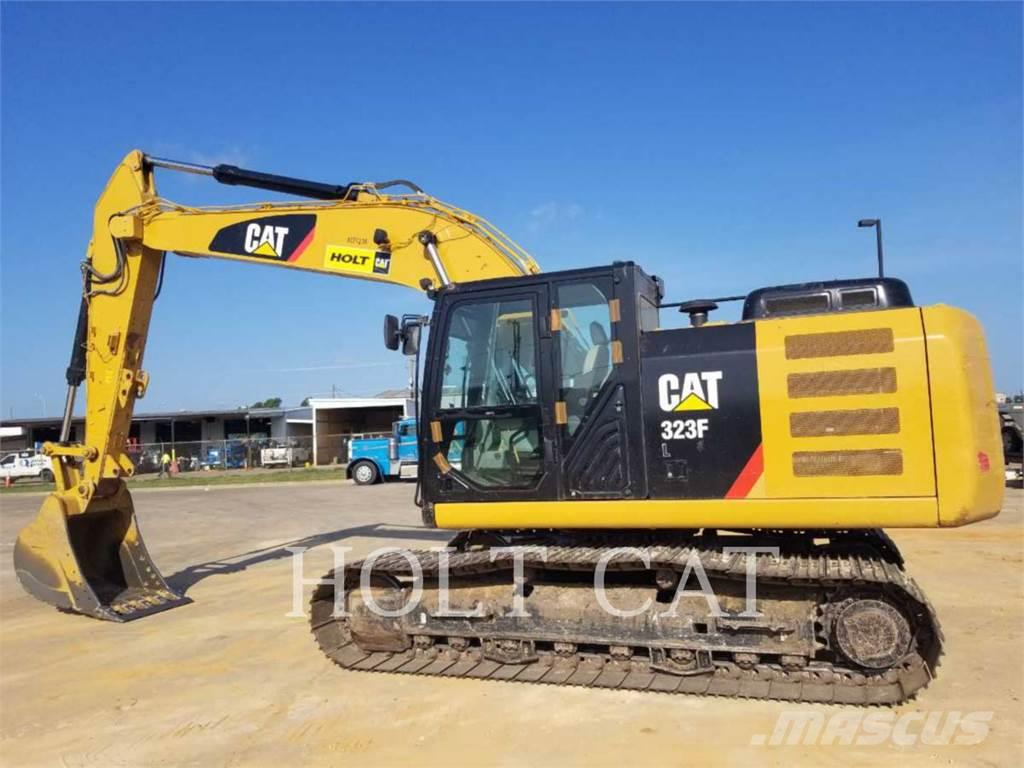 Caterpillar 323FL TH