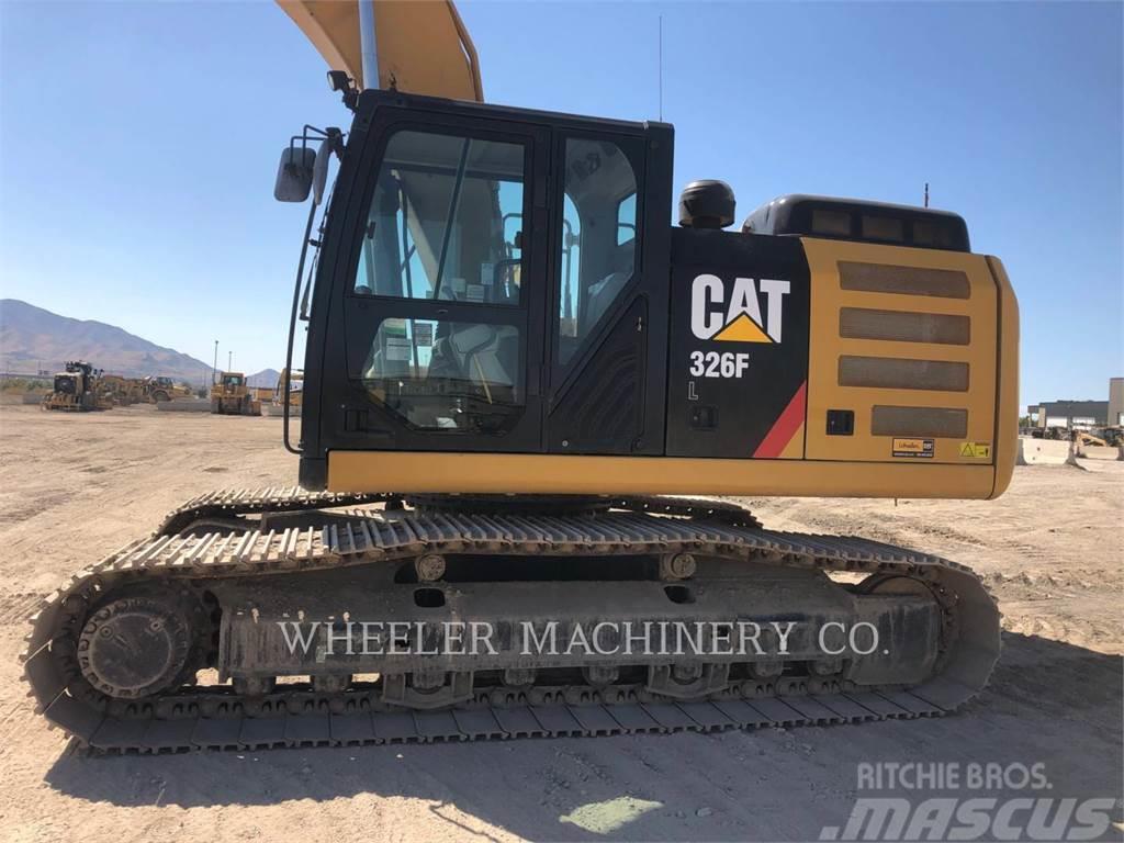 Caterpillar 326F LR