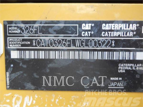 Caterpillar 326FL