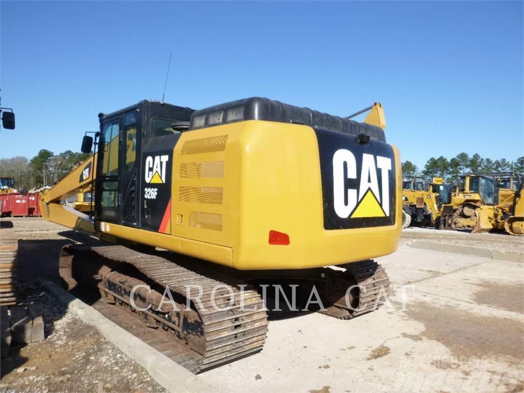 Caterpillar 326FL LR