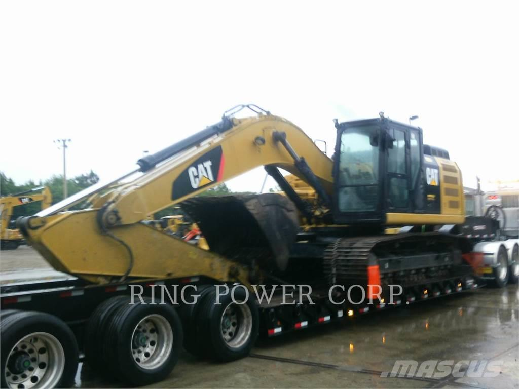 Caterpillar 326FLTHUMB