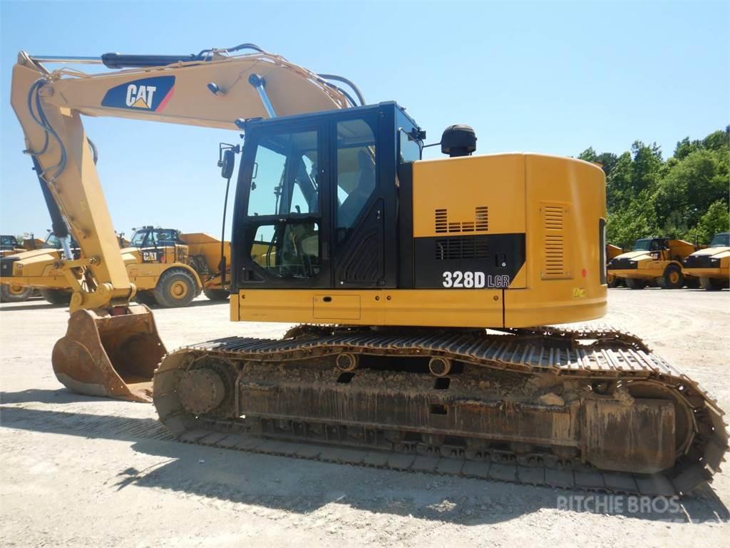 Caterpillar 328 D LCR