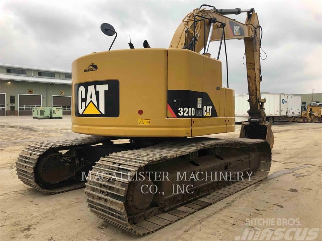 Caterpillar 328DLCR