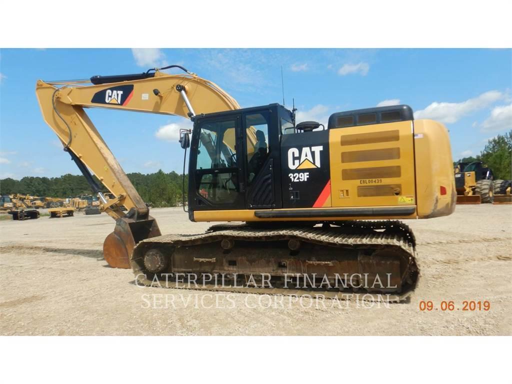 Caterpillar 329 F L