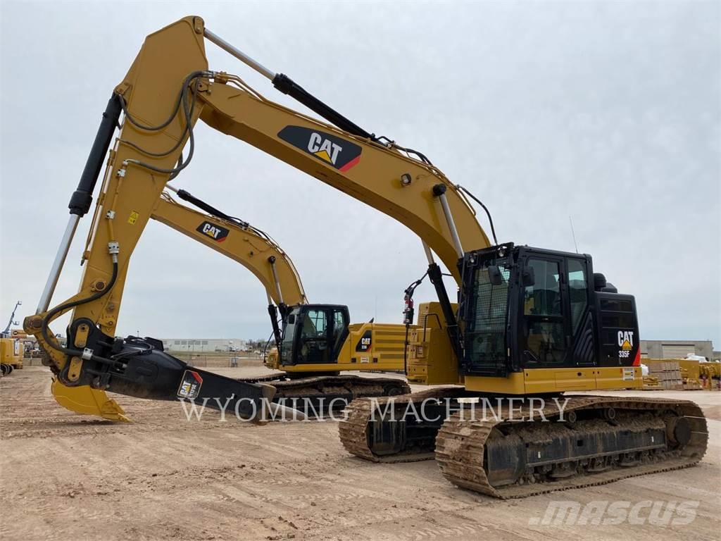 Caterpillar 335F CR