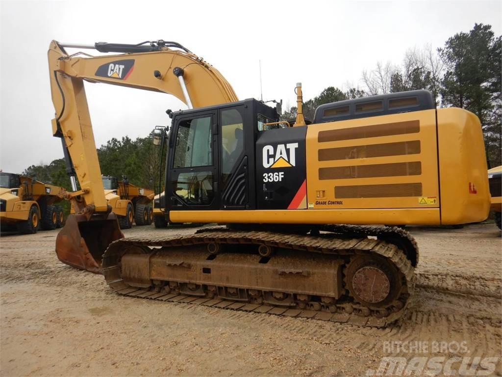 Caterpillar 336 F L