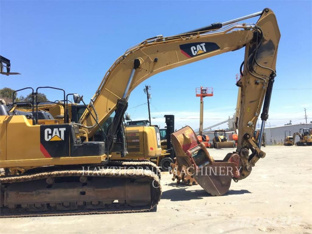 Caterpillar 336E TH