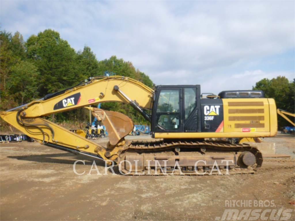 Caterpillar 336F