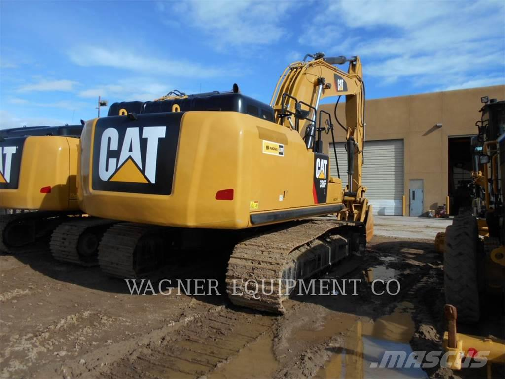 Caterpillar 336FL THB
