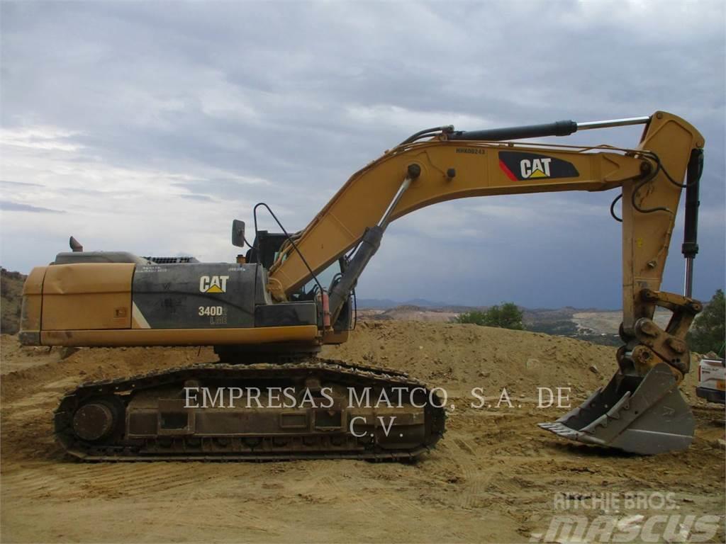Caterpillar 340 D2 L