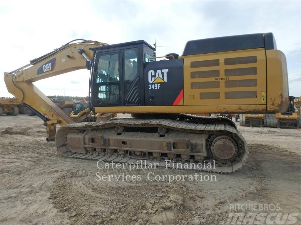 Caterpillar 349FL