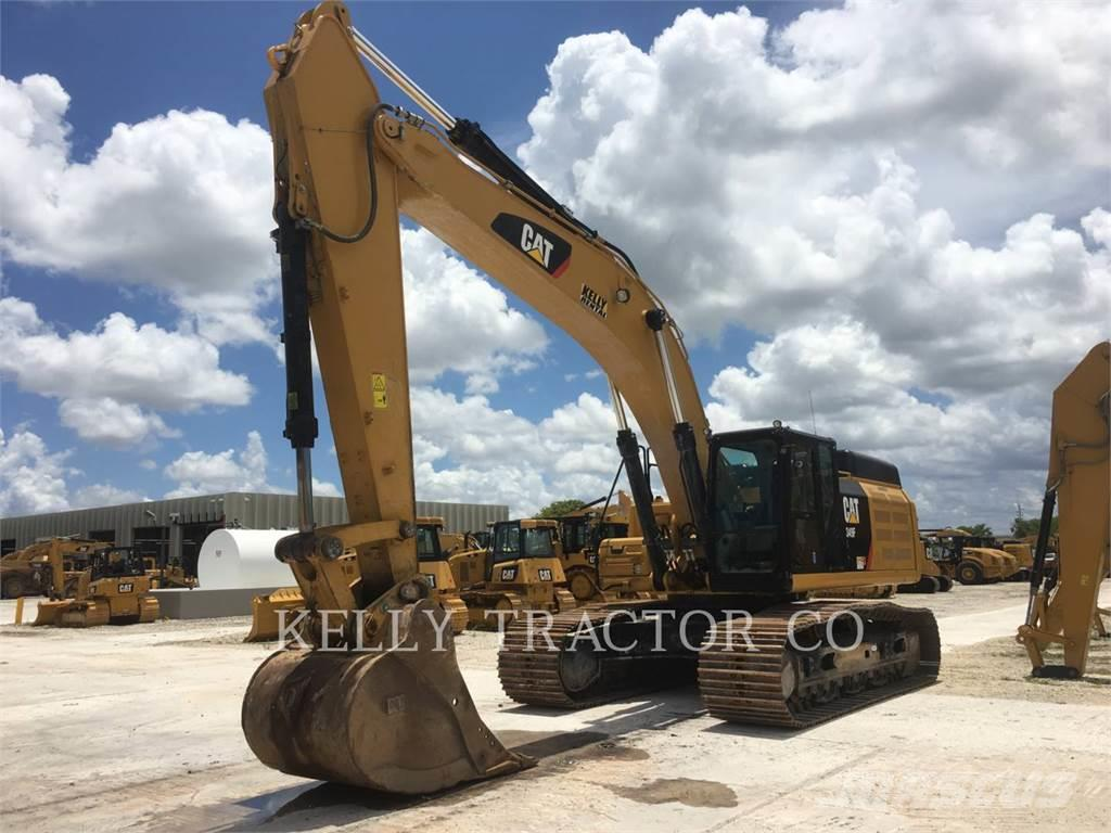 Caterpillar 349FL